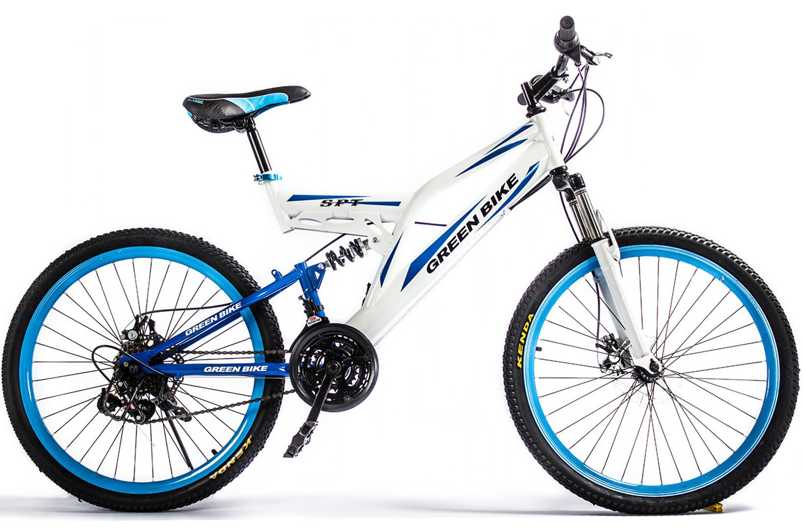 ВЕЛОСИПЕД GREEN BIKE SPT D 26'