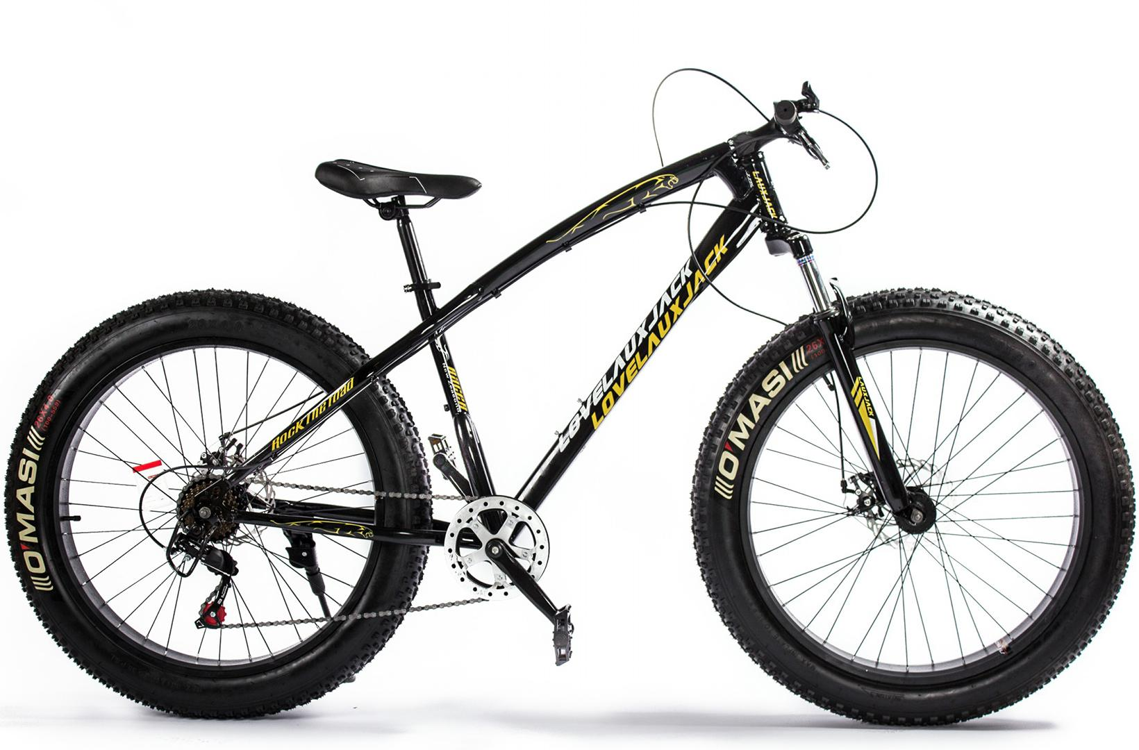 ВЕЛОСИПЕД FAT BIKE GREEN BIKE XS-010 D 26'