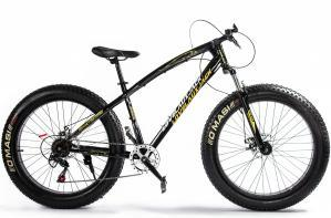ВЕЛОСИПЕД FAT BIKE GREEN BIKE XS-010 D 26