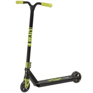 САМОКАТ ТРЮКОВЫЙ NOVATRACK PIXEL BL 110 BLACK YELLOW