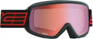 ОЧКИ ГОРНОЛЫЖНЫЕ SALICE 608DARWF BLACK/RED RW RADIUM