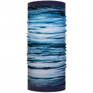 БАНДАНА BUFF REVERSIBLE POLAR TIDE BLUE