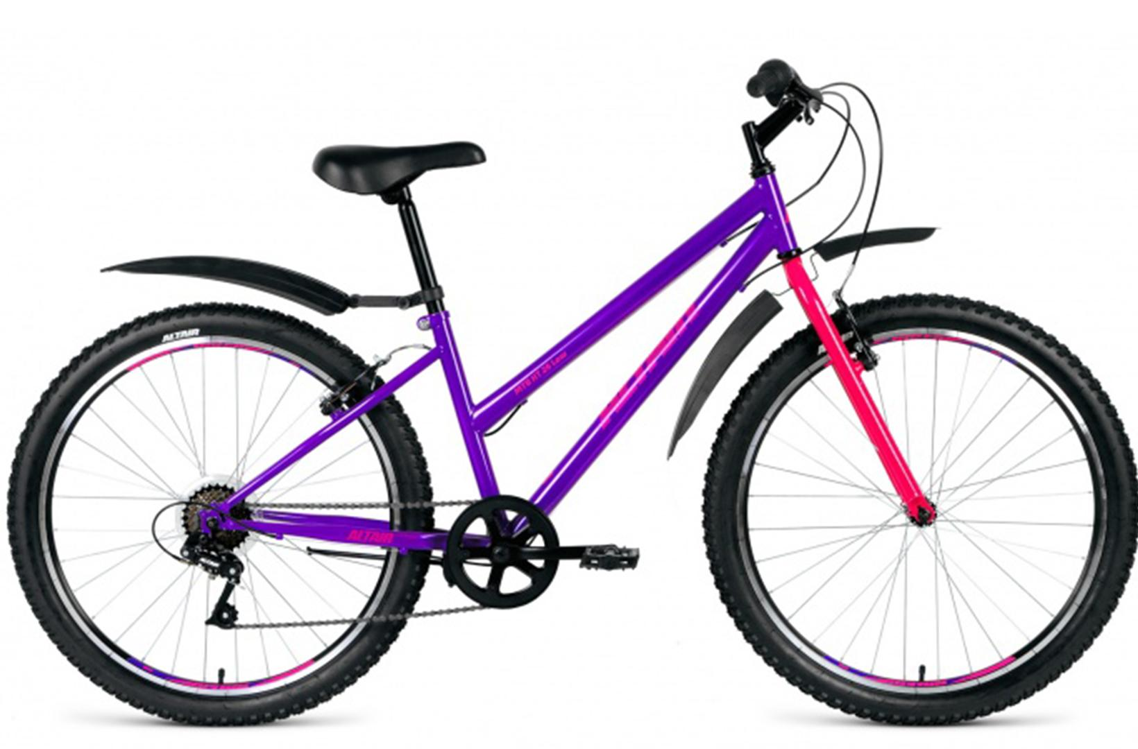 ВЕЛОСИПЕД ALTAIR MTB HT 26 low 2019